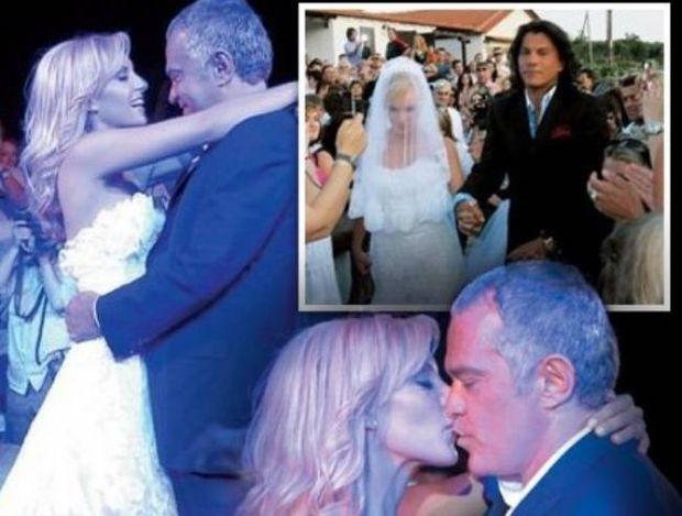 Ο παραμυθένιος και συνάμα παραδοσιακός γάμος Ζήνα-Λύρα