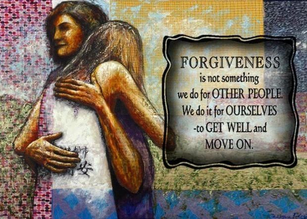 Η δύναμη της συγχώρεσης