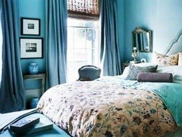 Ποιο είναι το κατάλληλο χρώμα της κρεβατοκάμαρας για... όνειρα γλυκά;