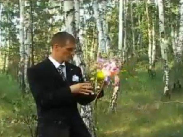 Αυτό το βίντεο γάμου δεν το έχετε ξαναδεί...