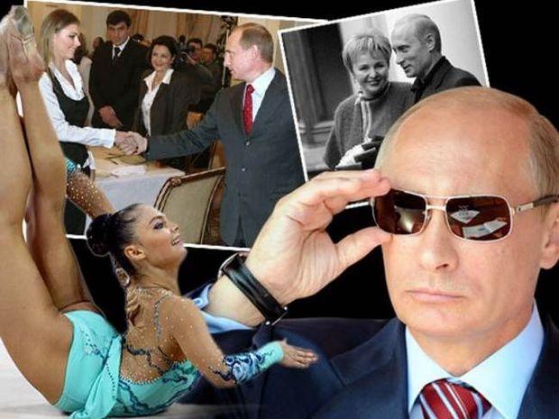 Πούτιν: Το διαζύγιο και οι φήμες για την όμορφη πρώην γυμνάστρια
