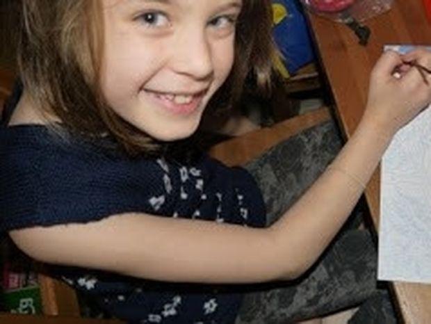 ΔΕΙΤΕ: Τις απίστευτες ζωγραφιές της μικρής Ελληνίδας από τη μεταθανάτια εμπειρία της!