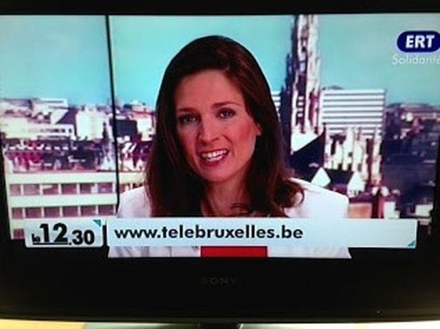 Βελγικό κανάλι με σήμα της… ΕΡΤ!