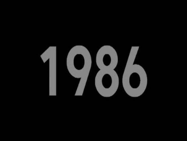 Bίντεο: Θυμάστε το 1986;