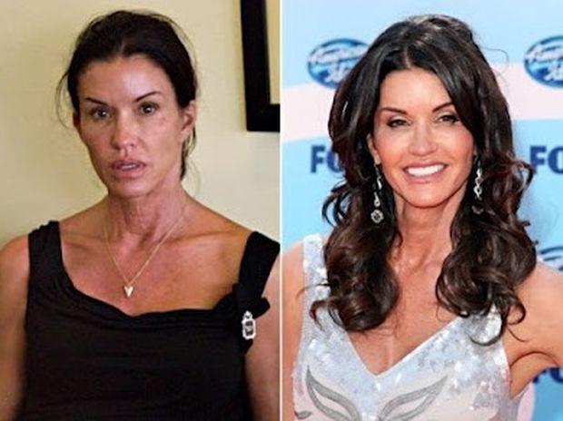 ΔΕΙΤΕ: Γυναίκες πριν και μετά το μακιγιάζ!