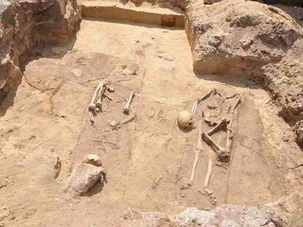 Βρέθηκε νεκροταφείο με 17 βαμπίρ!