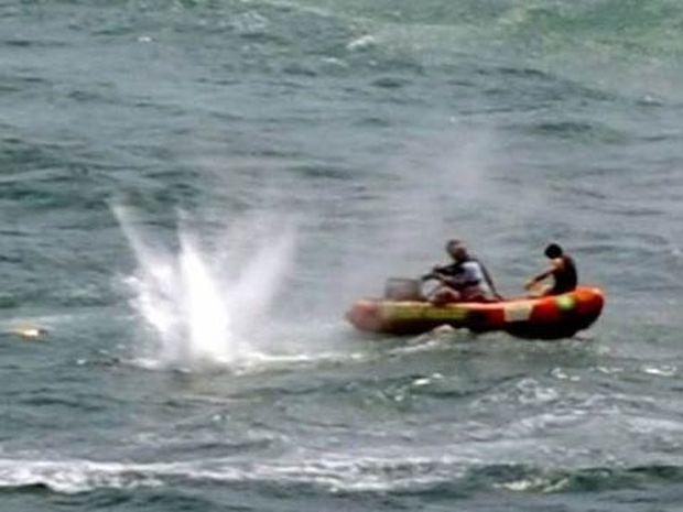 Βίντεο-σοκ από την φονική επίθεση καρχαρία σε 18χρονη
