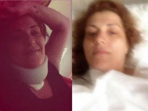 Η Ζαρίφη για την περιπέτεια υγείας της: Είχαν μουδιάσει τα χέρια μου...