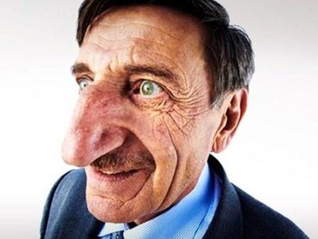 Έχεις μεγάλη μύτη; Μάθε τι σημαίνει για σένα!