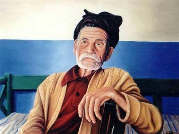 ΑΝΕΚΔΟΤΟ: Ο παππούς και η Σβετλάνα