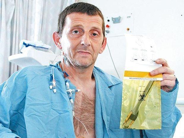 Δεν μπορείτε να φανταστείτε τι είχε ο εικονιζόμενος για 10 χρόνια μέσα στο στομάχι του!