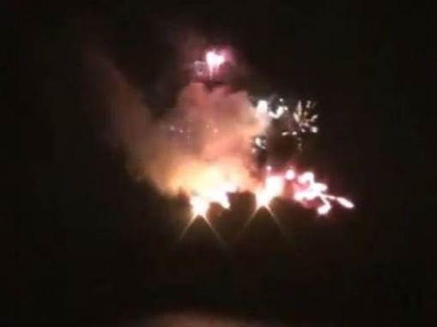 Εντυπωσιακό βίντεο: Το ηφαίστειο της Σαντορίνης «ξύπνησε»!