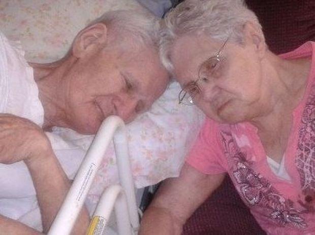 Η αποθέωση της αγάπης: Εζησαν μαζί 65 χρόνια και πέθαναν με 11 ώρες διαφορά