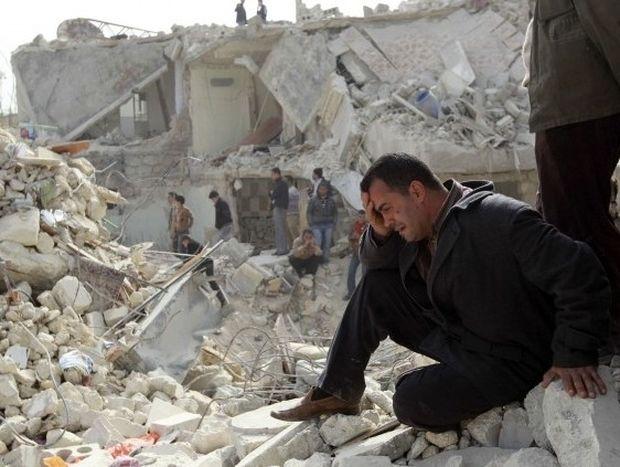 Συρία: Είμαστε μόνο στην αρχή
