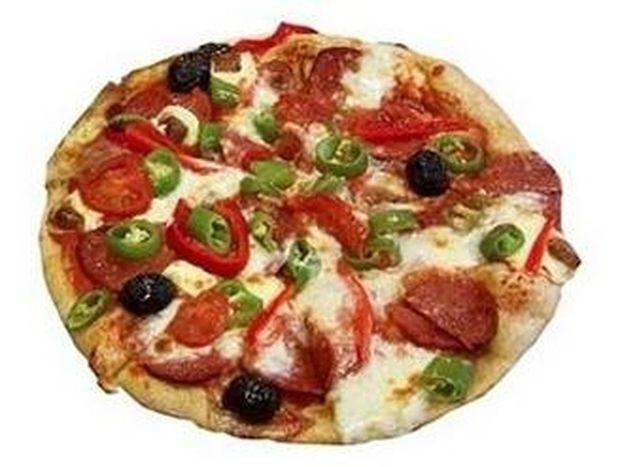 Γιατί η πίτσα είναι στρογγυλή;