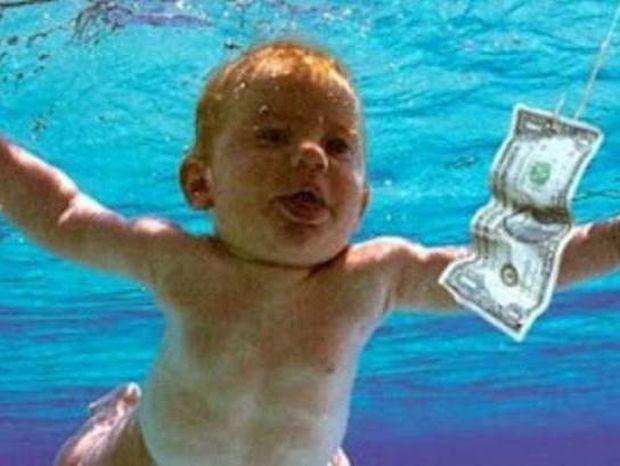 Το μωρό από το εξώφυλλο των Nirvana, έγινε άντρας!