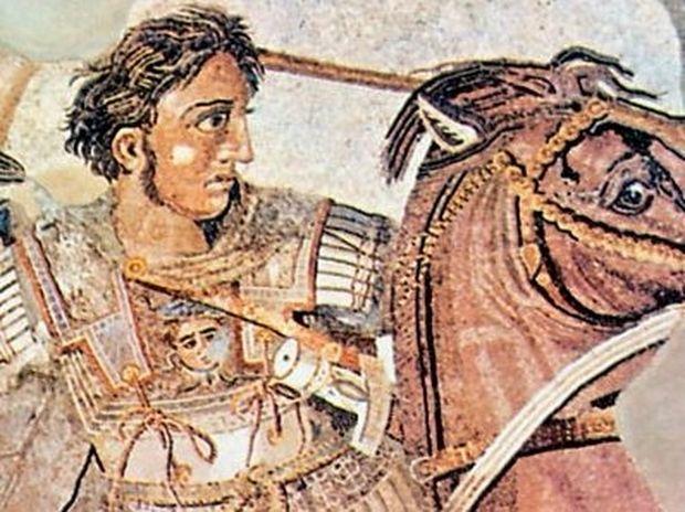 Financial Times: Οι Σκοπιανοί δεν έχουν καμία σχέση με τον Μέγα Αλέξανδρο