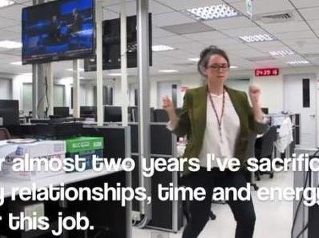 Παραιτήθηκε από τη δουλειά της με ένα video στο You Tube!