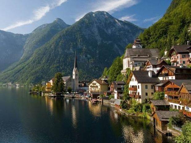 Δείτε τα 10 πιο όμορφα χωριά του κόσμου