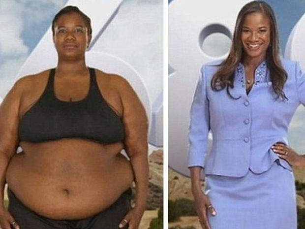 Από αθλήτρια έφτασε να ζυγίζει... 165 κιλά