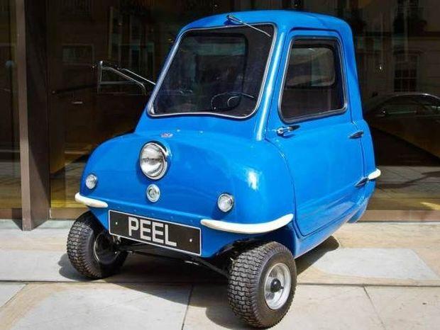 Το μικρότερο αυτοκίνητο του κόσμου