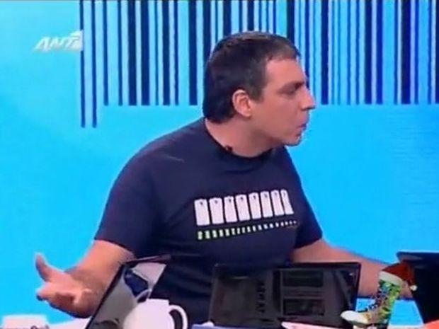 VIDEO: Το καλύτερο ανέκδοτο του Γιάννη Σερβετά!