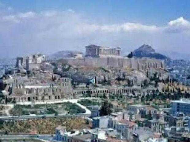 Βίντεο: Δείτε πως ήταν η Αθήνα... 40 χρόνια πριν!