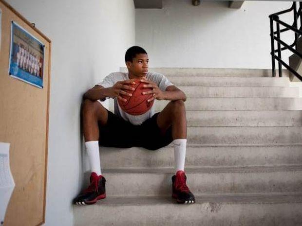 Αντετοκούμπο: «Θα γίνω μεγάλος παίκτης»
