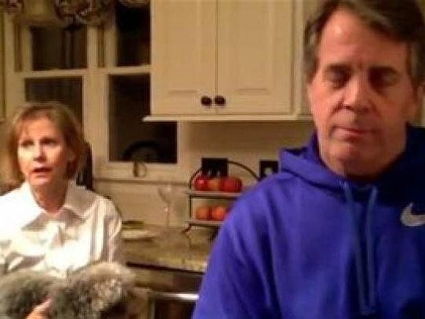 Βίντεο: Δείτε πως αντέδρασε όταν έμαθε ότι θα γίνει γιαγιά
