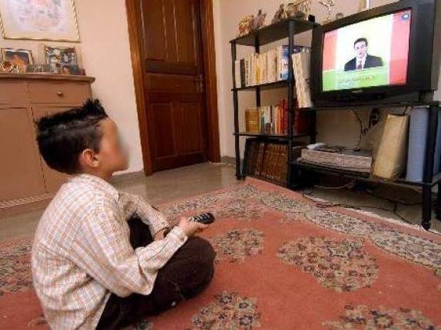 Μην βάζετε τηλεόραση στα παιδικά δωμάτια!