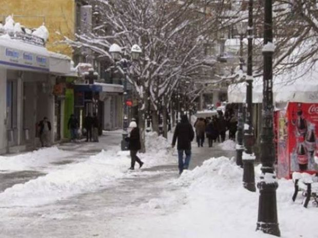 Ραγδαία επιδείνωση του καιρού: Δείτε σε ποιες περιοχές θα χιονίσει