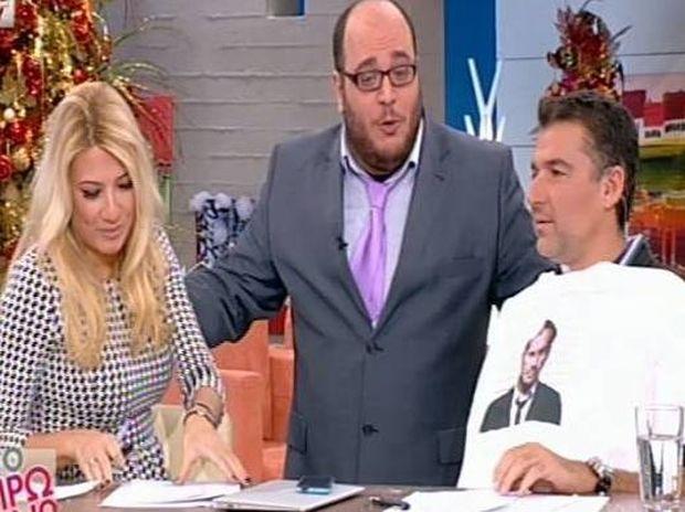 Η μπλούζα του Λιάγκα με τον Κωστόπουλο, το τεστ εγκυμοσύνης της Φαίης και το… ξύδι στην Σταμάτη