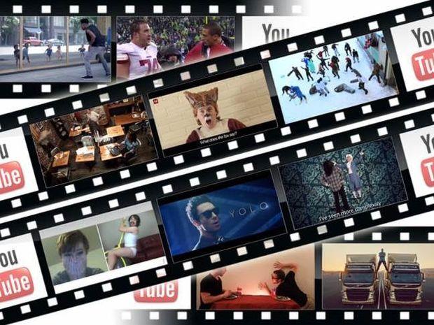Αυτά είναι τα πιο δημοφιλή βίντεο του 2013