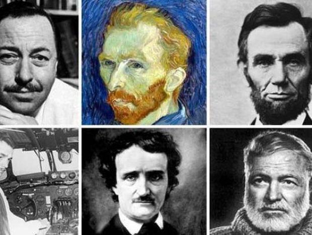 Οι εκπληκτικοί «τρελοί» της Ιστορίας