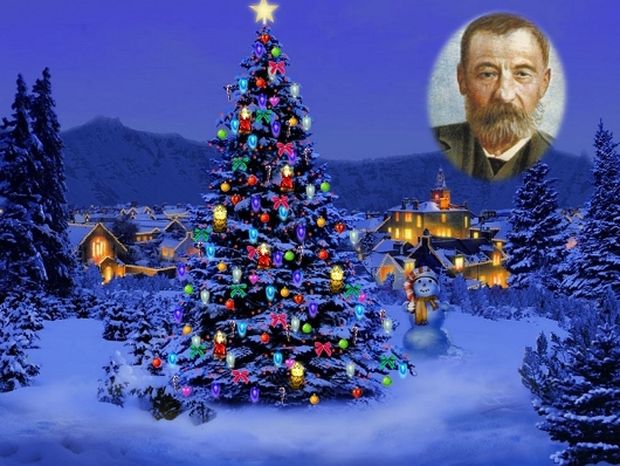 Τα Χριστούγεννα του Παπαδιαμάντη
