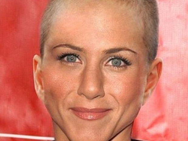 Jennifer Aniston τι πήγες και έκανες καλή μου;