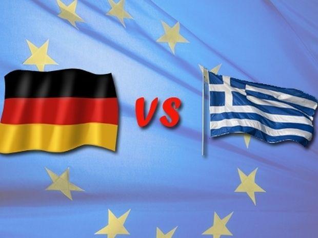 Διαφορές συμπεριφοράς μεταξύ Έλληνα & Γερμανού!