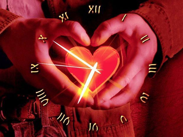 Ξέρετε πόση ώρα χρειάζεται για να ερωτευτούμε κάποιον;