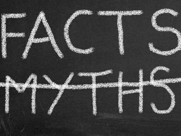 Οι 5 μεγαλύτεροι μύθοι γύρω από τα... κιλά!