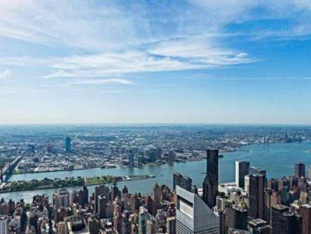 Σίγουρα θέλεις να ζήσεις εδώ! Δείτε τη θέα από το πιο ακριβό διαμέρισμα του κόσμου