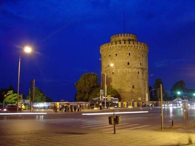 Ο Λευκός Πύργος σε δύο σπάνιες φωτογραφίες!