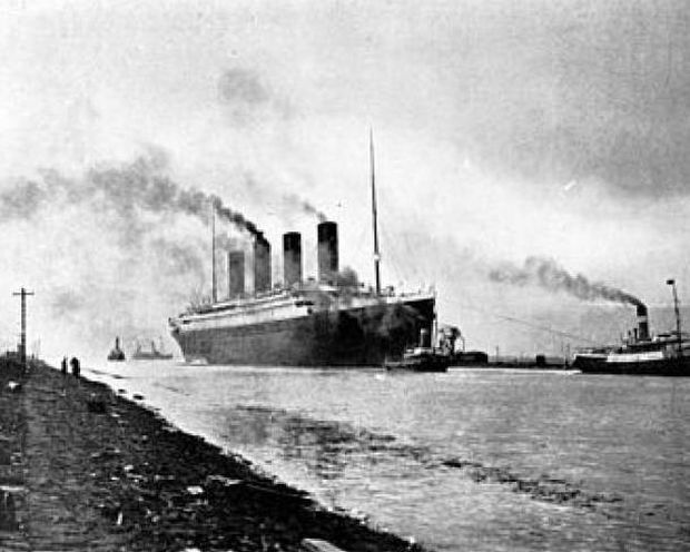 Πόσο μεγάλος ήταν ο Τιτανικός σε σχέση με τα σημερινά κρουαζιερόπλοια;