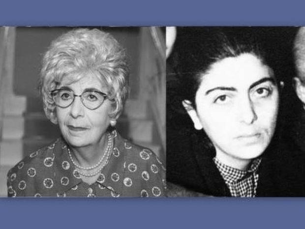 Μαρία Φωκά: Η ηθοποιός που καταδικάστηκε για κατασκοπεία