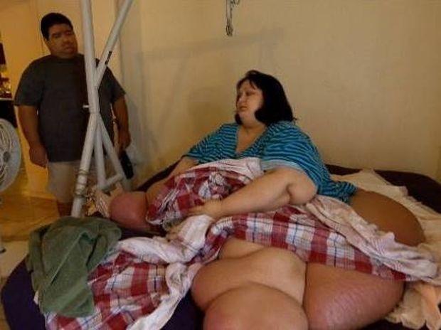 Βίντεο: Δείτε πως έγινε η γυναίκα που ζύγιζε... 470 κιλά!