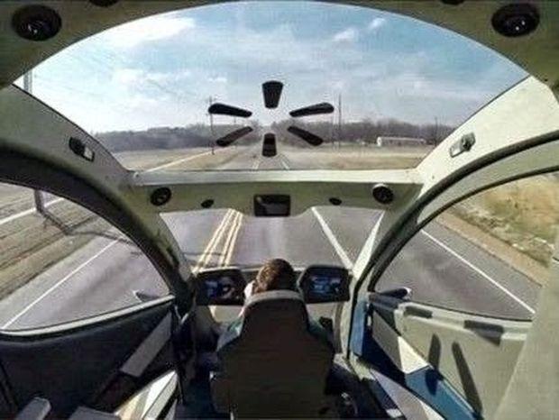 Κι όμως αυτό που βλέπετε είναι νταλίκα! Δείτε το απίστευτο όχημα που μοιάζει με διαστημόπλοιο! (βίντεο)
