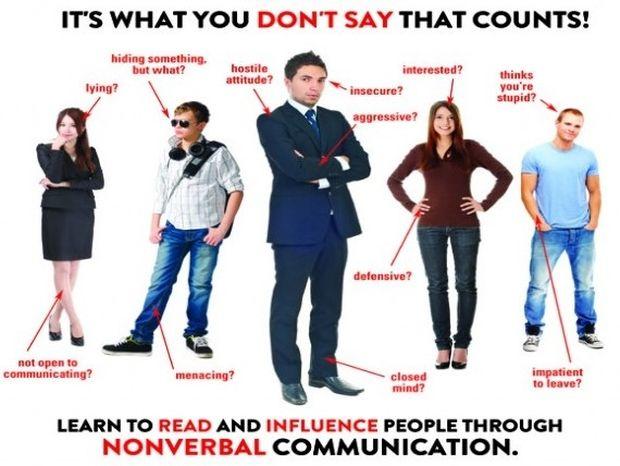Γλώσσα του σώματος: Μυστικά για να γίνεσαι συμπαθής στους άλλους!