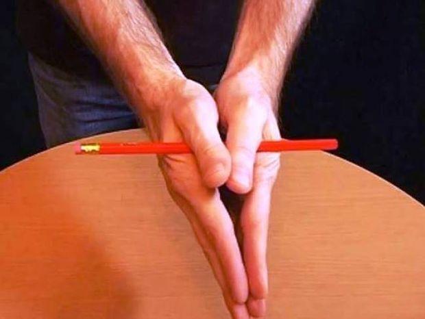 Απίθανα μαγικά τρικ με απλά αντικείμενα (βίντεο)