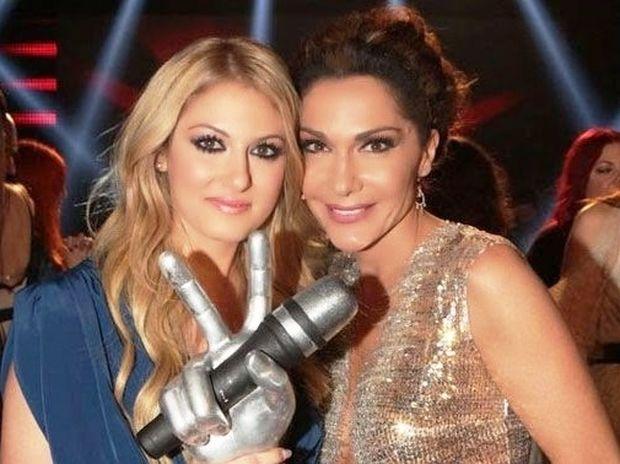 Μαρία Έλενα Κυριάκου: Η Αιγοκερίνα νικήτρια του «The Voice»