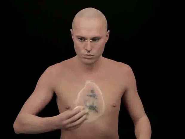 VIDEO: Το απίστευτο μυστικό αυτού του άνδρα