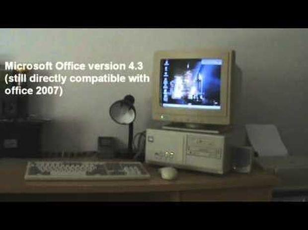 Ακούστε πώς ξεκινά ένας υπολογιστής του 1992!! (βίντεο)